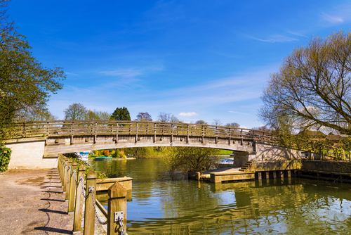 Staines-upon-Thames Bridge